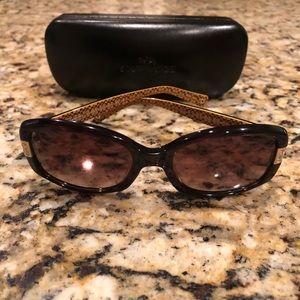 NWOT Coach sunglasses HC 8003